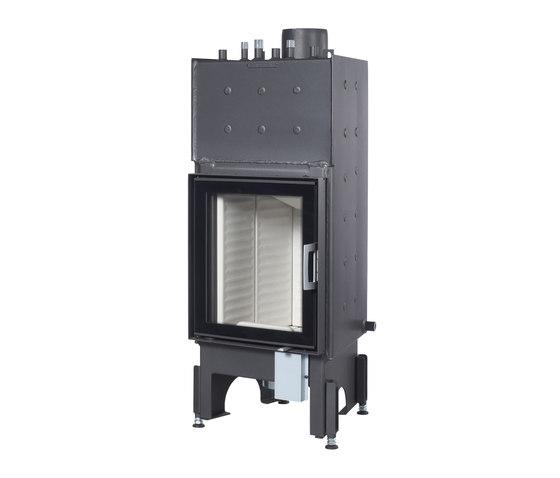 45x51K aquaHeat by Austroflamm | Fireplace inserts