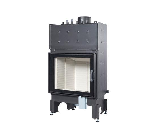 65x51K aquaHeat by Austroflamm | Wood burner inserts
