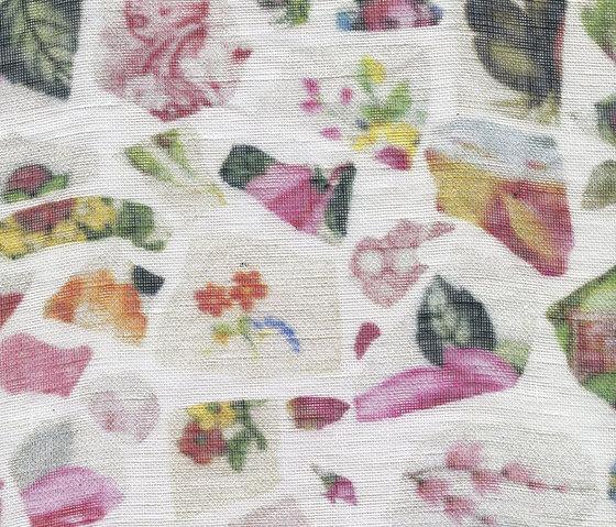 Porcelain LI 750 52 by Élitis | Curtain fabrics