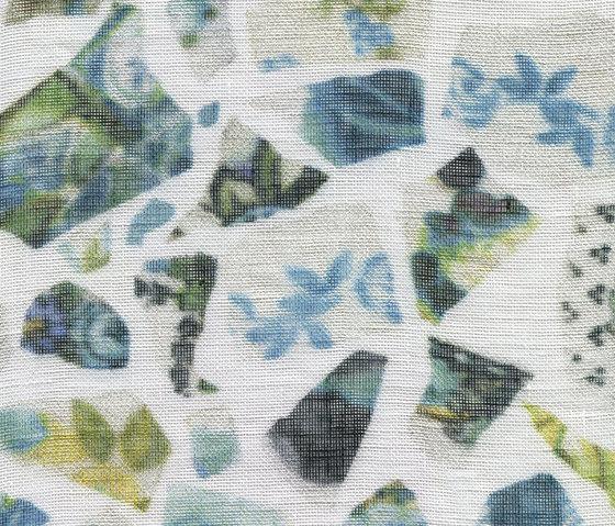 Porcelain LI 750 62 by Elitis   Curtain fabrics