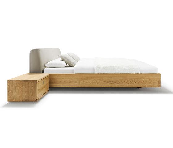 nox bett doppelbetten von team 7 architonic. Black Bedroom Furniture Sets. Home Design Ideas