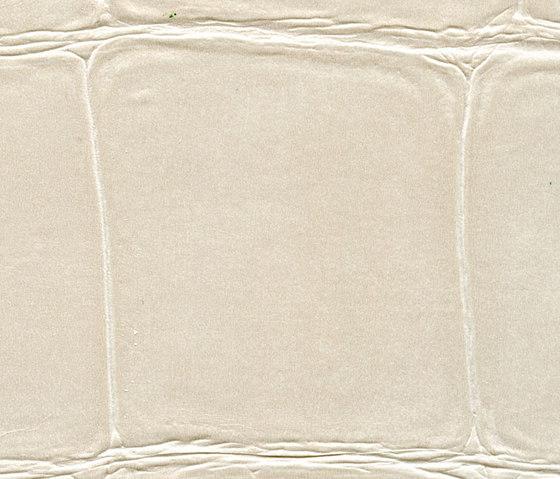 Anguille big croco galuchat VP 423 01 de Elitis | Revêtements muraux / papiers peint