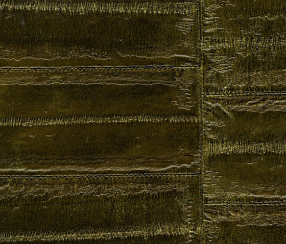 Anguille big croco galuchat | Anguille VP 424 10 by Elitis | Wall coverings / wallpapers