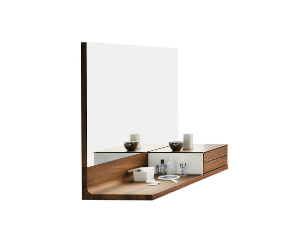 riletto dressing table by TEAM 7 | Dressing tables