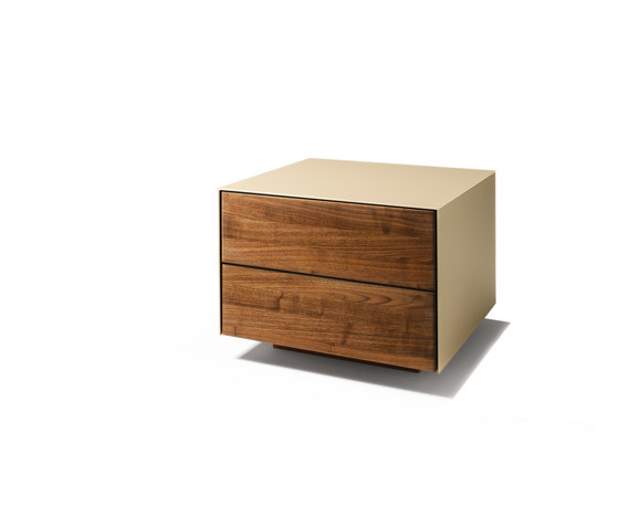cubus pure night stand by TEAM 7 | Night stands