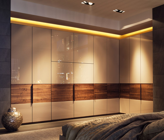Valore relief wardrobe system by team 7 product for Wardrobe interior designs catalogue
