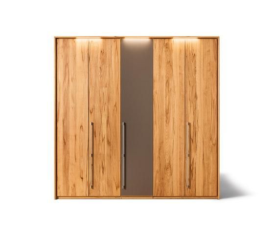 soft wardrobe system by TEAM 7 | Storage systems