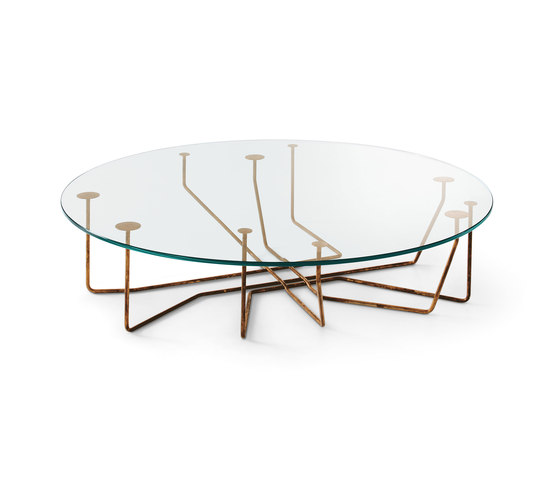 Connection by Gallotti&Radice | Lounge tables