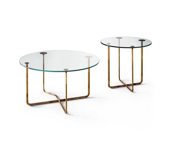 Connection by Gallotti&Radice | Side tables