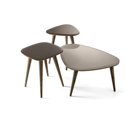 Fifties by Gallotti&Radice | Side tables