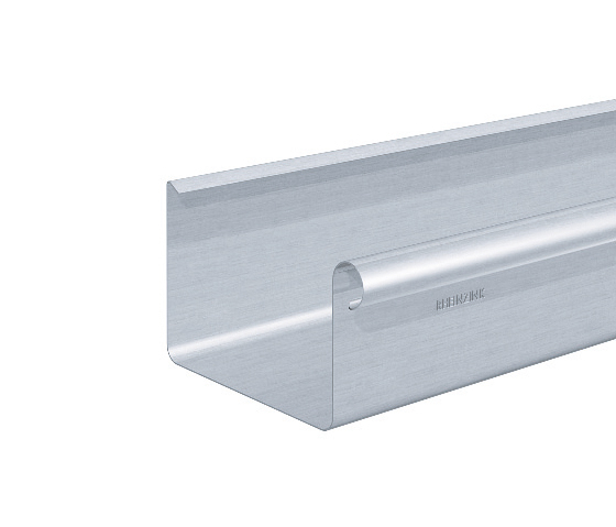 Roof drainage | Box shaped gutter by RHEINZINK | Box shaped gutters