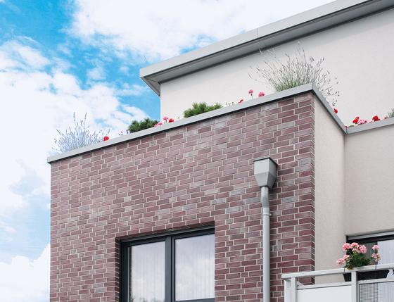 Architectural details | Balcony by RHEINZINK | Balconies / canopies