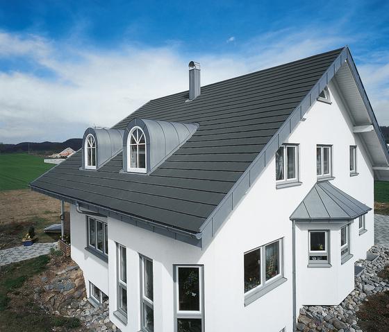 Architectural details | Canopy de RHEINZINK | Balcones adosados