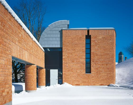 Architectural details | Mauer- & Ortgangabdeckung by RHEINZINK | Roof edges