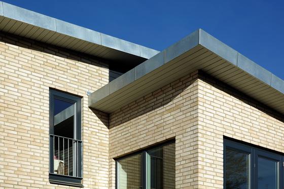Architectural details   Mauer- & Ortgangabdeckung by RHEINZINK   Roof edges