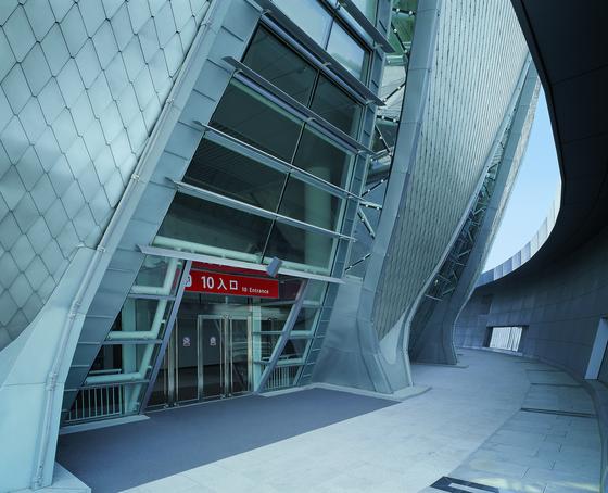 Seam systems | Tiles by RHEINZINK | Facade constructions