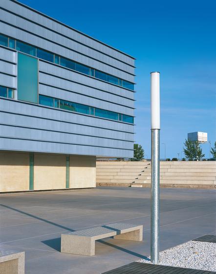 Cassette systems | Cassette K 25 de RHEINZINK | Sistemas constructivos de fachada