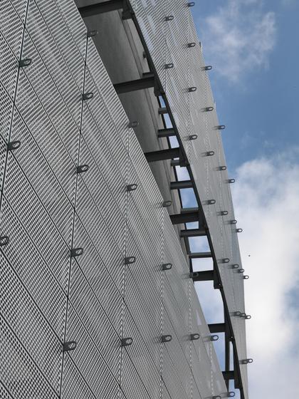 Kassettensysteme | Kassette K 25 von RHEINZINK | Fassadenkonstruktionen