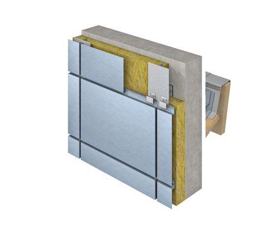 cassette systems cassette k 25 by rheinzink product. Black Bedroom Furniture Sets. Home Design Ideas
