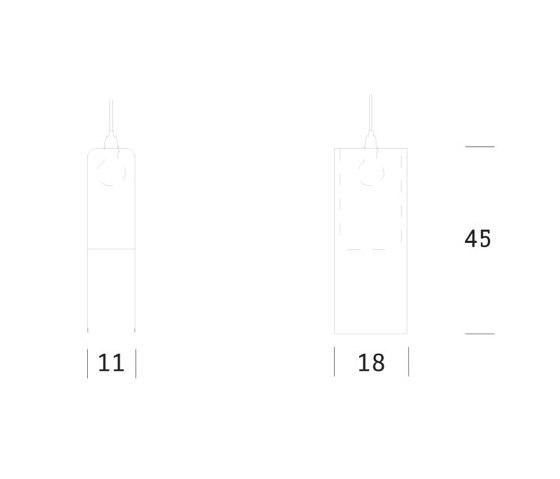 tu_nique Suspended lamp by Designheiten | General lighting