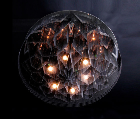 Mandala No.2 by Willowlamp   Chandeliers