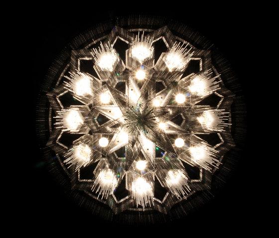 Mandala No.2 de Willowlamp | Lámparas de araña