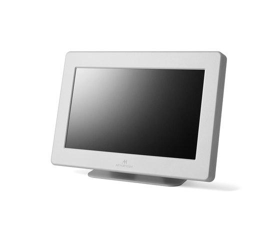 Desktop by ARTHUR HOLM | Table integrated displays