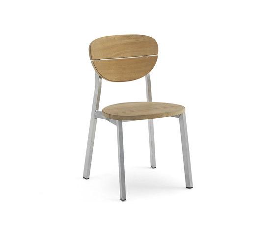 InOut 123 by Gervasoni | Restaurant chairs
