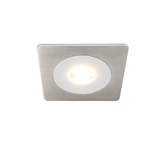 AQ 78-LED - Flat and Powerful Recessed LED Luminaire de Hera | Spots
