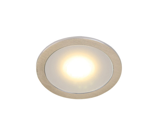 AR 45-LED - Flat Recessed LED Luminaire 45mm by Hera | Spotlights
