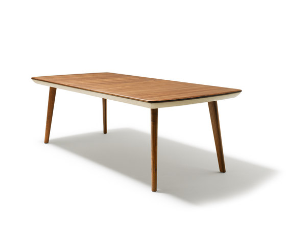 flaye non extendable table by TEAM 7 | Dining tables
