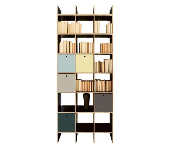 fnp von moormann archivregal x sekret r table. Black Bedroom Furniture Sets. Home Design Ideas