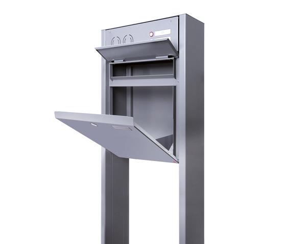 RENZ PLAN freistehende Montage by Renz | Mailboxes