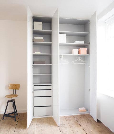 CABIN by Schönbuch | Built-in cupboards