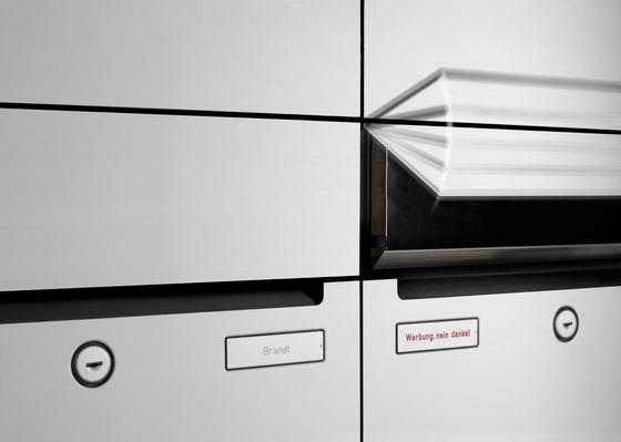 RENZ PLAN S Aufputz-Montage by Renz | Mailboxes