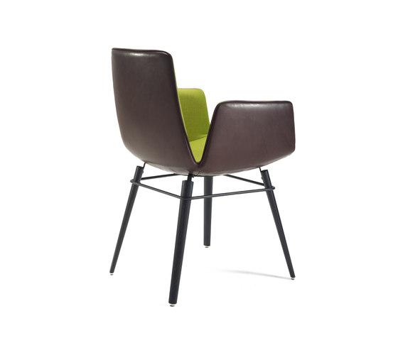 Amelie Armlehnstuhl von Freifrau Sitzmöbelmanufaktur | Konferenzstühle