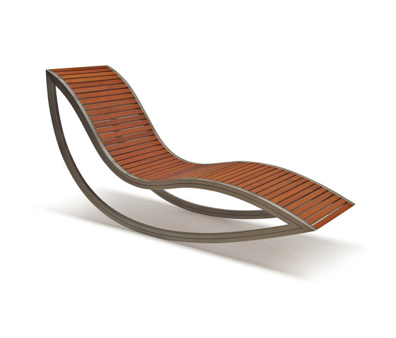 Dondola by David Trubridge | Sun loungers