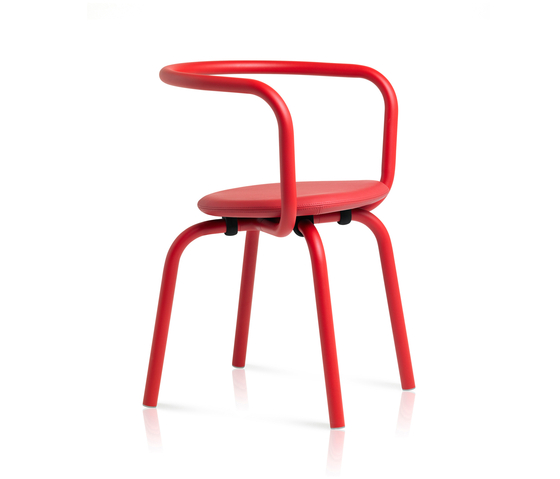Parrish Chair de emeco | Sillas de visita