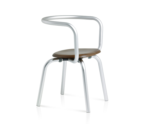 Parrish Chair by emeco | Restaurant chairs