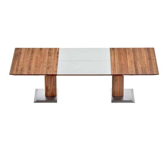 stretto tavolo estraibile di TEAM 7  Prodotto