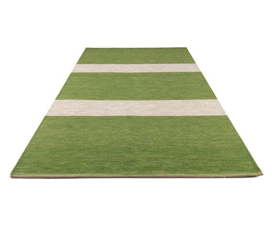 Allium Duo applegreen by Kateha | Rugs / Designer rugs