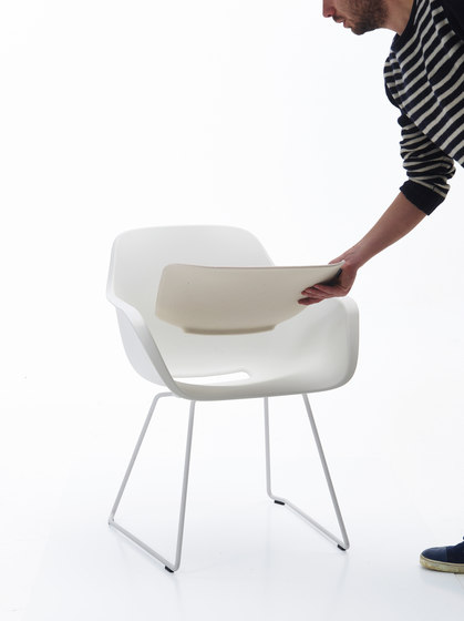 Captain´s sliding chair de extremis | Chaises