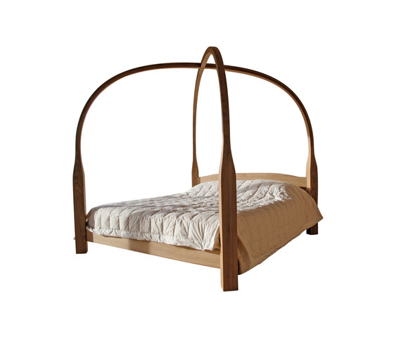 Four Poster Bed by David Trubridge Studio | Beds