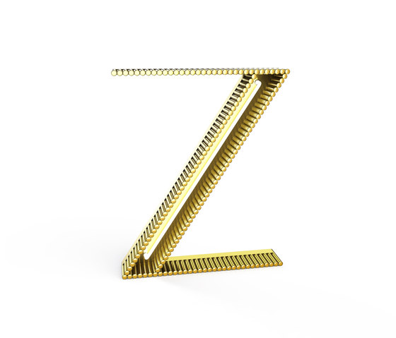 Graphic Lamp Z by Delightfull | Lighting objects