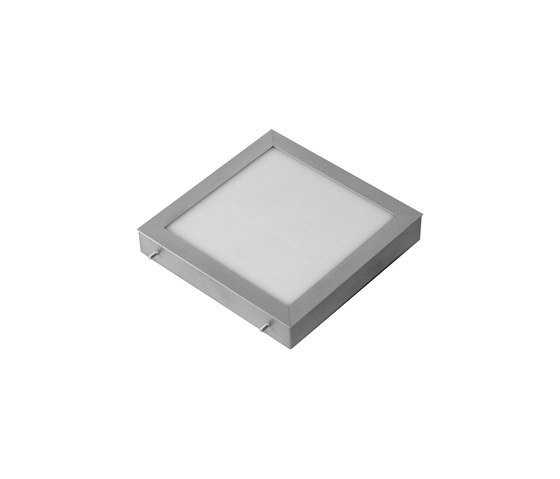Slimpanel Decimo by Richter | Recessed wall lights
