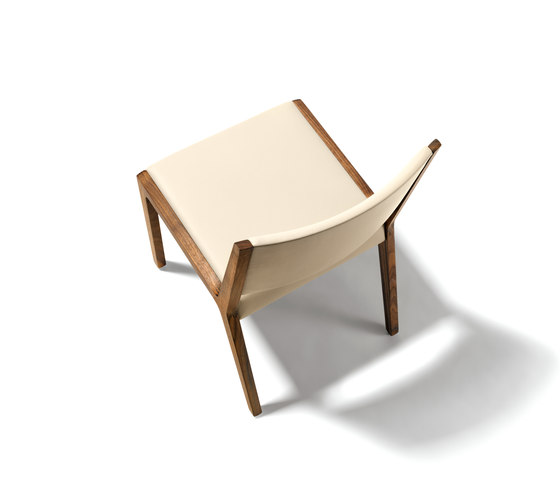 eviva chair by TEAM 7 | Visitors chairs / Side chairs