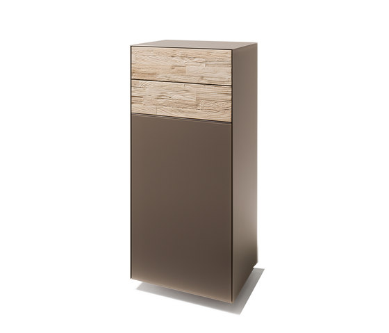 cubus pure Highboard von TEAM 7 | Sideboards / Kommoden