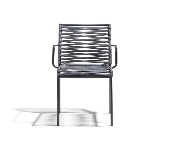 Aria Armchair P by Accademia | Restaurant chairs