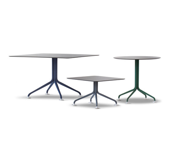 Aria Table ATL-Q de Accademia | Tables basses de jardin
