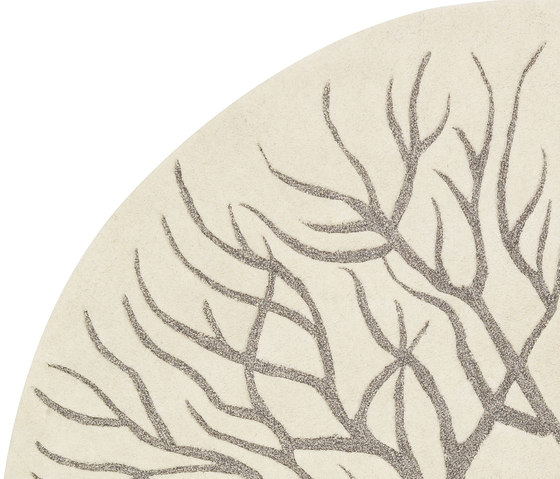 Birds Nest white by Kateha | Rugs
